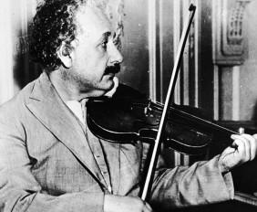 einstein violino