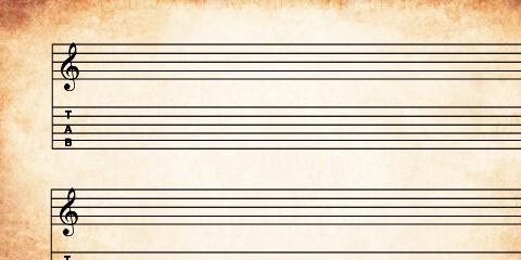 pauta-guitarra-tab